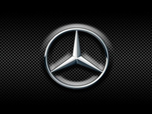 Логотип немецкой компании Мерседес