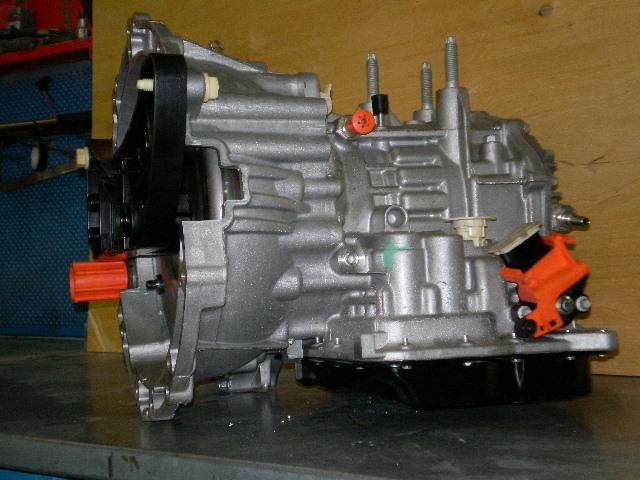 АКПП 4f27e устанавливаемая на Форд Фокус