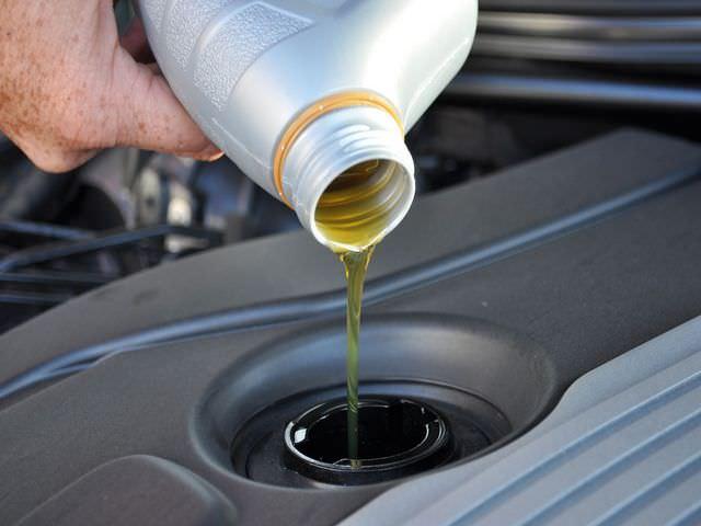 Замена масла в автомате Лада Гранта
