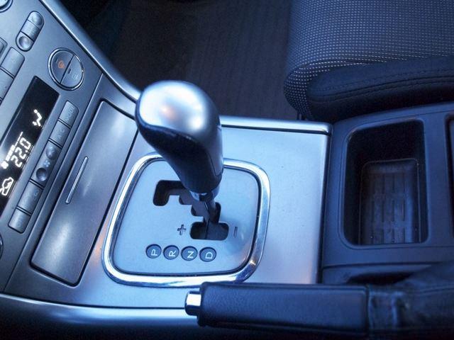 Ручное включение передач на АКПП - Типтроник