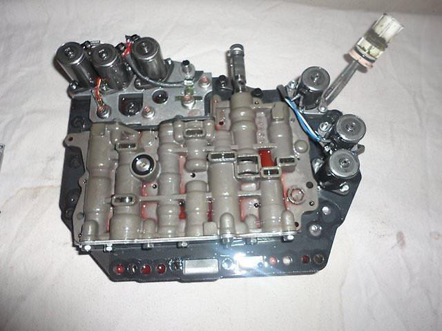 Гидроблок A4AF-3 для автомобилей Хендай Акцент и Гетц