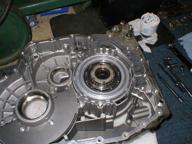 АКПП 4HP20 для автомобилей Пежо 406