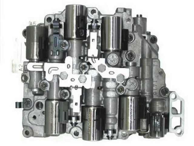 Гидроблок TF80SC для автомобилей Пежо 307 и 407