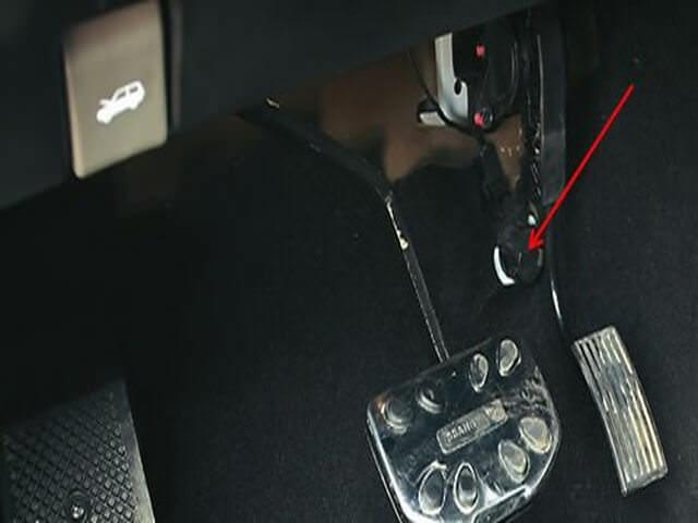 Режим Kickdown в автоматической коробке перемены передач
