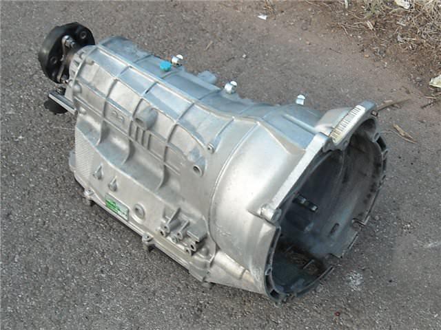 Автомат 5HP24 устанавливаемый на Ауди А6 и А8