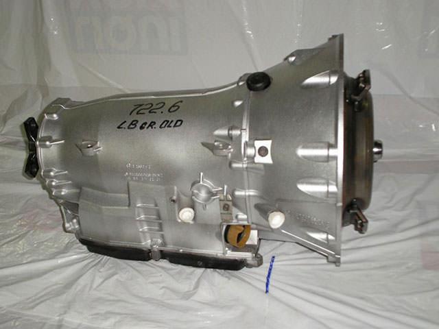 Коробка Мерседес модели 722.6