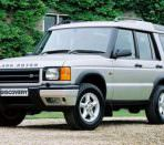 Land Rover Discovery II с АКПП