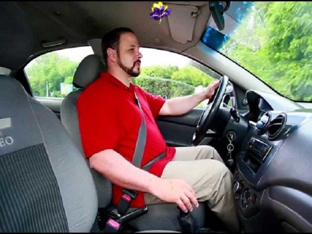 Управление автомобилем с автоматической коробкой передач