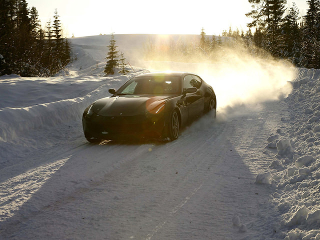 Режим «Snow» АКПП